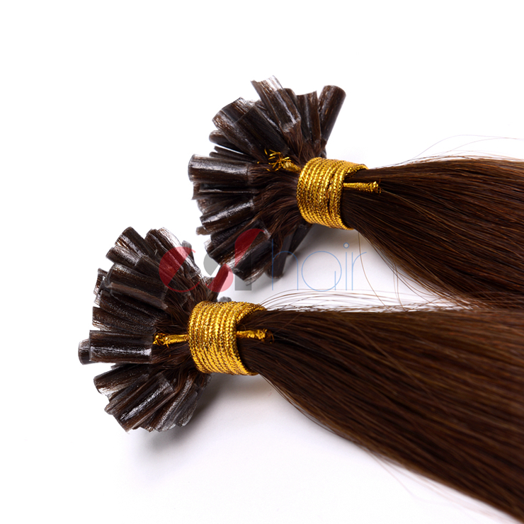 Virgin Cuticle Aligned Remy Keratin Tip Hair Extension